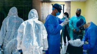 Коронавирус: 1882  новых случаев, 622 интубированных, 100 смертей