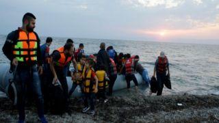 Лесбос: 1000 нелегалов за последние 10 дней