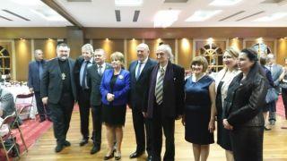 Афины посетила делегация Всемирного Конгресса Украинцев