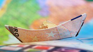 Евростат: долг еврозоны подскочил до 95,1%