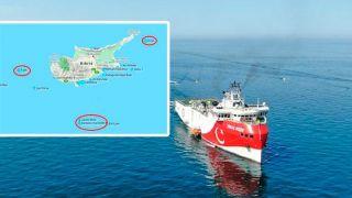 Турция отправляет третью буровую установку к берегам Кипра