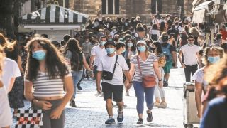 Цанакис: коллективный иммунитет 60-62% в конце августа