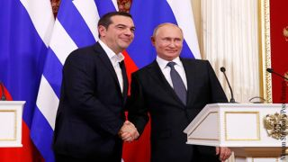 Ципрас сделал Путину заманчивое предложение