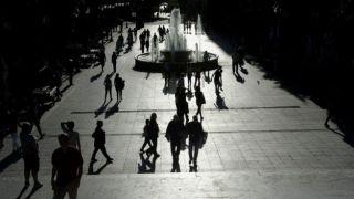 Греки - одни из самых пессимистично настроенных жителей ЕС