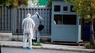 Кто стоит за взрывом гранаты у консульства РФ в Афинах