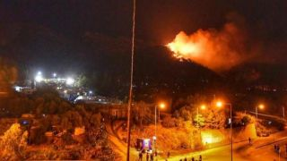 Сириец арестован за подстрекательство к поджогу на Самосе - его «сдали» соцсети