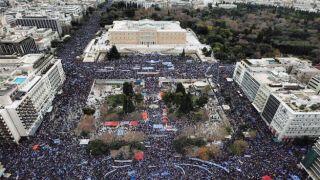 Видео с демонстрации 21 января ставит под сомнение оценки полиции