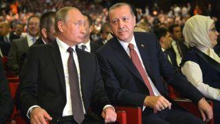 Эрдоган зачастил в Россию