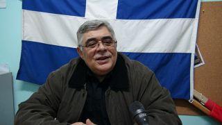 """Эксклюзивное интервью с Николаосом Михалолякисом на """"Русских Афинах""""."""