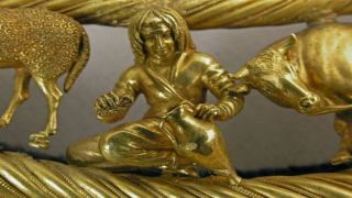 «Cкифское золото» принадлежит Украине - таков вердикт Апелляционного суда Амстердама