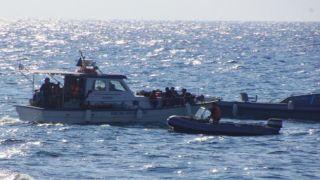 121 мигранта спасли в понедельник утром в Эгейском море