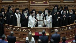 На Иеронима оказывают давление со стороны правительства Греции для признания ПЦУ