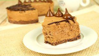 Нежный, воздушный и безумно вкусный шоколадный постный торт