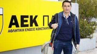 Тренерская чехарда в греческом футболе продолжается