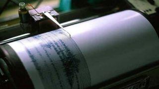 Сильное землетрясение возле Тилоса и Нисироса
