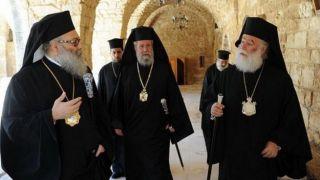 Предстоятели четырех Поместных Церквей выступили в защиту УПЦ