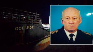 Супруга капитана судна GOLENDRI: мужу незаконно продлили срок содержания под стражей