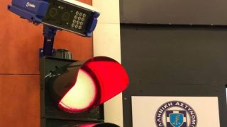 Проспект Посейдонас: камеры видеонаблюдения готовы фиксировать нарушения