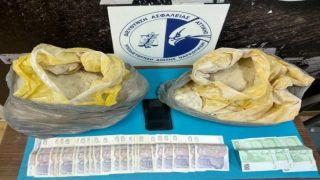 В аэропорту Афин арестован канадец с 6 кг героина