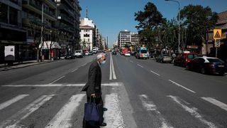 Еще +77 случаев Covid-19 в Греции, 210 погибших