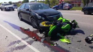"""Греция """"чемпион"""" в ЕС по числу погибших мотоциклистов"""