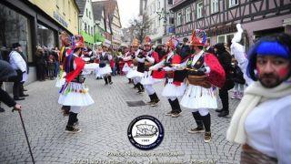 Понтийские «Момогеры» покорили сердца жителей немецкого города Вайблинген (видео)