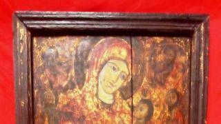 Древнюю икону намеревались продать за 100 000 евро в интернете