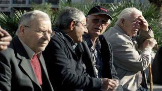 Греция имеет почти самый низкий уровень занятости в ЕС для возрастной группы  55-64 лет