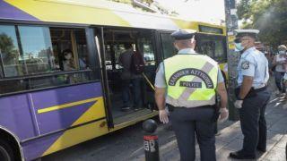 В среду полиция выписала 237 штрафов за несоблюдение правил Covid-19