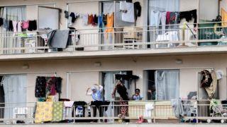 11 000 беженцев будут выселены