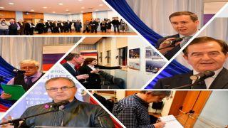 """Выставку """"Крым сегодня"""" в Афинах представил Рафаил Файнберг"""