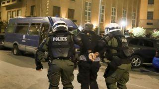 Шайку иностранцев, воров и грабителей, арестовала полиция