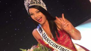 Гречанка с Крита выиграла Международный конкурс красоты