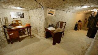Немецкий бункер превратили в музей битвы за Крит