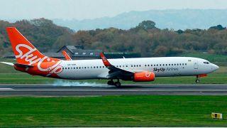 SkyUp запускает рейсы в Грецию из пяти городов Украины