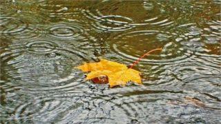 В Греции наступает осень