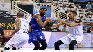 Баскетбольная Лига Греции. 5 тур. Зеркальное отображение турнирной таблицы: лидеры побеждают, аутсайдеры проигрывают