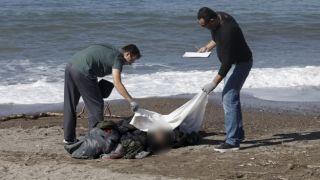 Тысячи мертвых тел беженцев и мигрантов на пути в ЕС