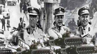 52 года назад в Греции пришла к власти хунта черных полковников