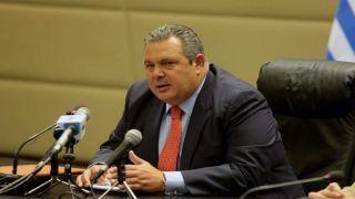Камменос предостерегает БЮРМ от ирредентистских претензий