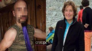 Греция: 27-летний убийца биолога - маньяк?