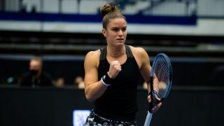 Жребий сводит Марию Саккари с первой ракеткой на турнире в Остраве