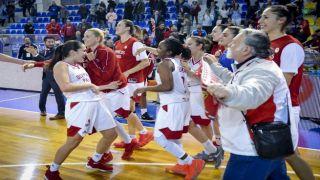 Неделя греческих клубов в баскетбольных еврокубковых турнирах. Историческая победа женского Олимпиакоса