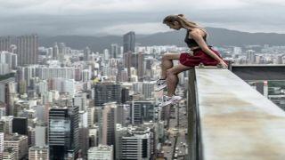 117 этажей - не предел для Ангелы Николау