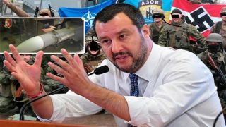 """Какое отношение имеют """"украинцы"""" к покушению на Сальвини?"""