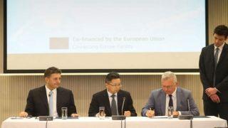 Китай построит на Кипре терминал для импорта газа