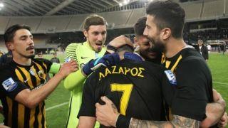 Повторение финала Кубка Греции прошлого сезона