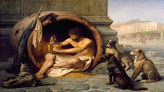 Диоген. Жизнь и смерть самодостаточного философа