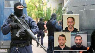 Опубликованы имена и фотографии террористов из «Революционной самообороны»
