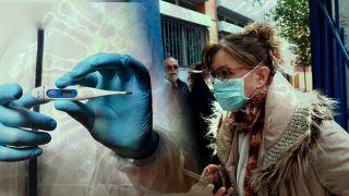 Коронавирус в Греции: +359 (14 400) инфицированных, умерших +9 (325)
